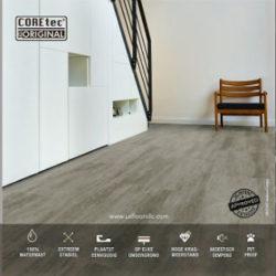 PVC vloeren van COREtec