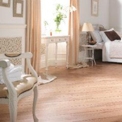 Kamer met PVC vloer